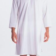 Patientenhemd R-Hals